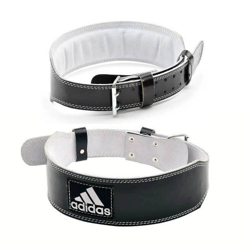 Adidas Leather Weight Lifting Belt