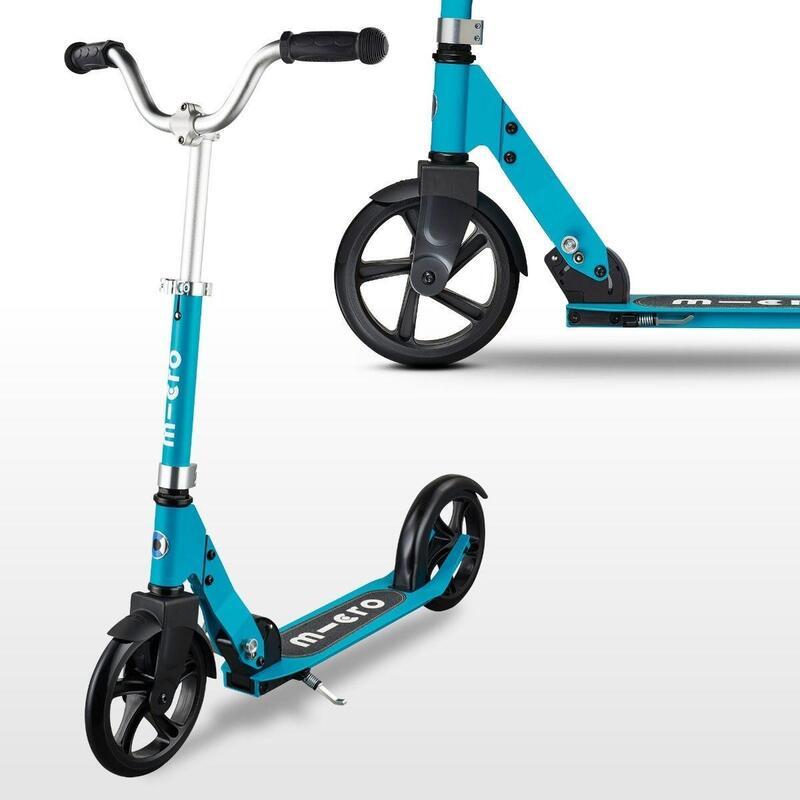 Micro Cruiser Scooter AQUA