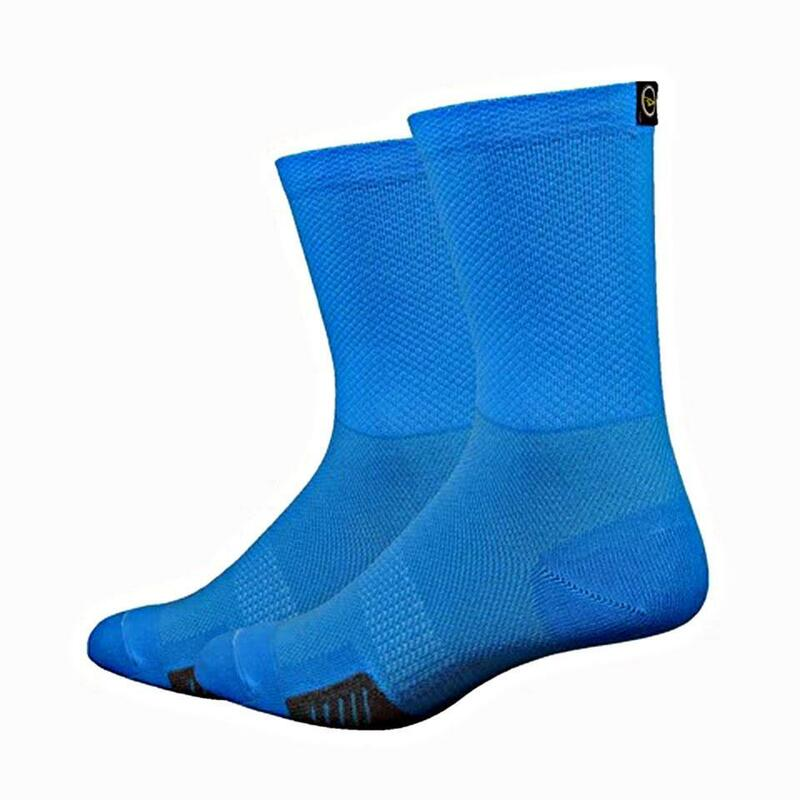 DeFeet Cyclismo Tab Socks - Blue