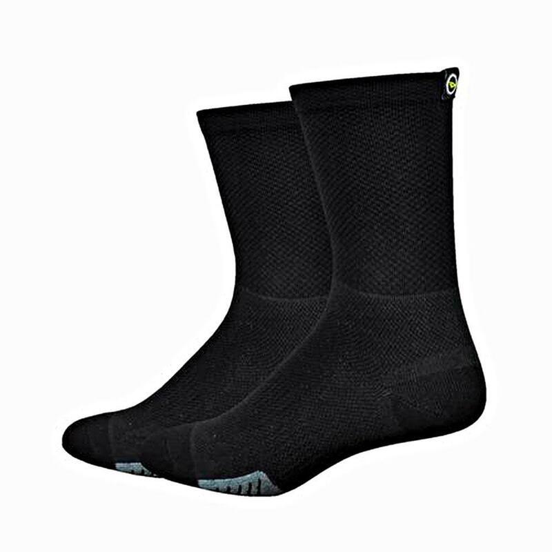 DeFeet Cyclismo Tab Socks - Black