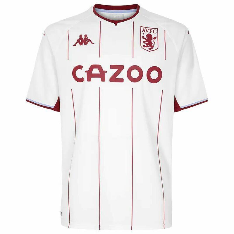 Maillot extérieur enfant Aston Villa FC 2021/22