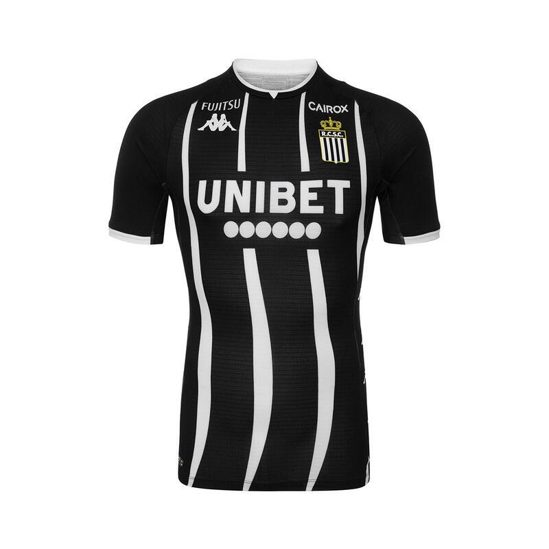 Maillot domicile authentique RCS Charleroi 2021/22