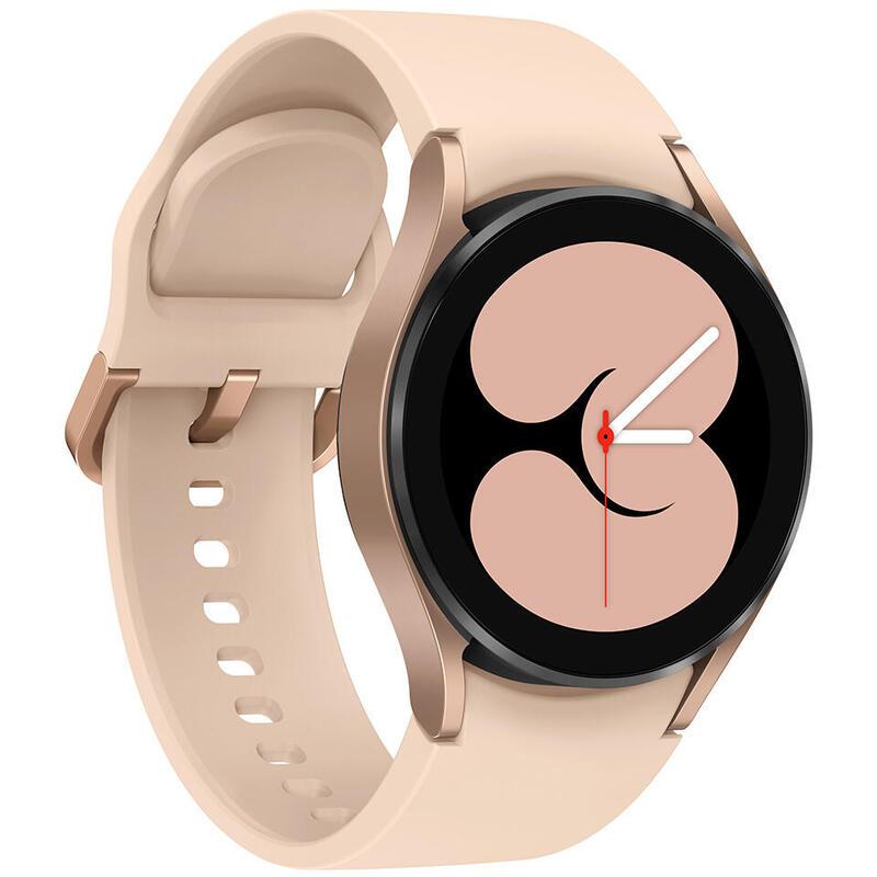 Reloj inteligente Samsung Galaxy Watch4 40mm BT Oro Rosa