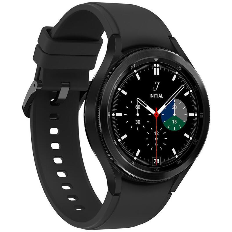 Reloj inteligente Samsung Galaxy Watch4 Classic 46mm BT Negro
