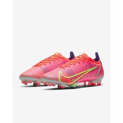 Nike Mercurial Vapor 14 Elite FG - Bright Crimson / Indigo Burst FOOTBALL BOOT