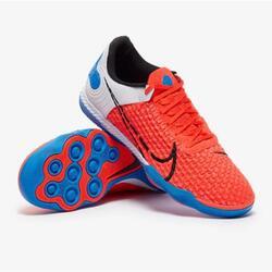 Nike React Gato IC FOOTBALL BOOT - Crimson Red / Photo Blue