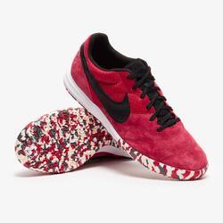 Nike Premier II Sala IC FOOTBALL BOOT - Burgundy