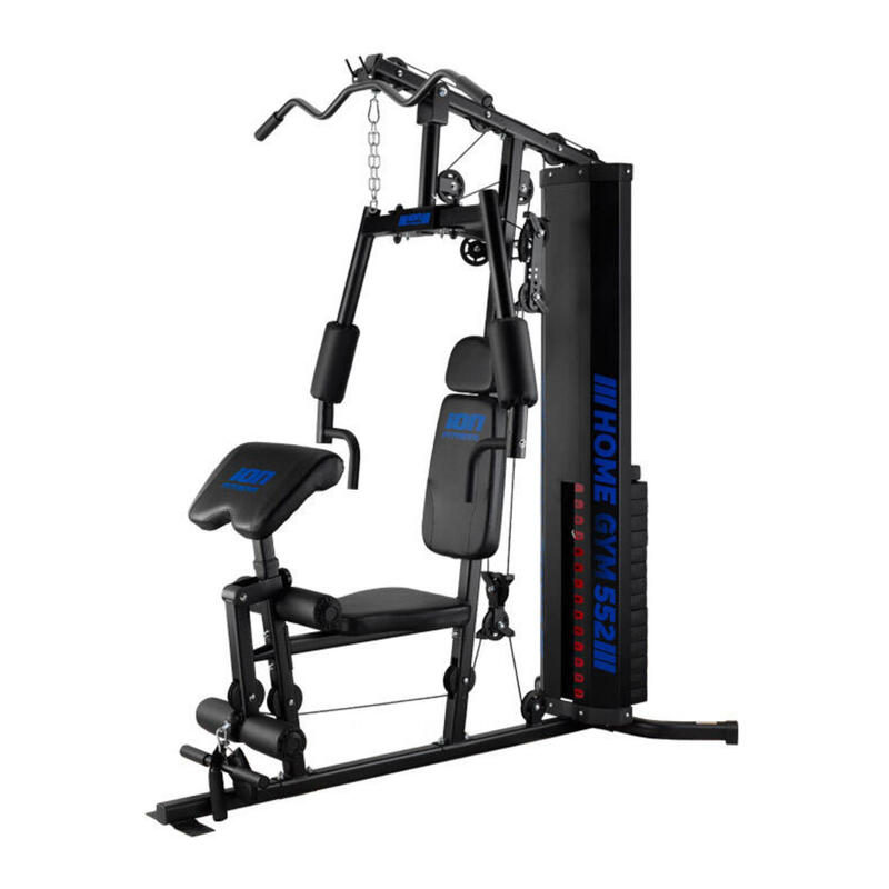 Appareil à charges guidées ION Fitness Home Gym