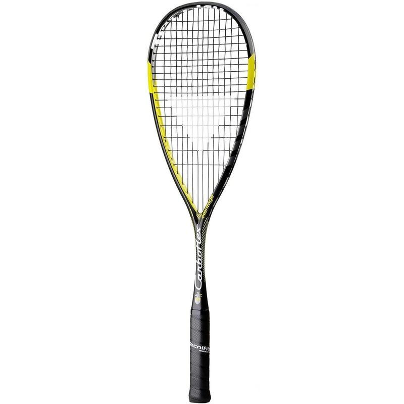 Tecnifibre Carboflex Heritage 125 Squash Racket