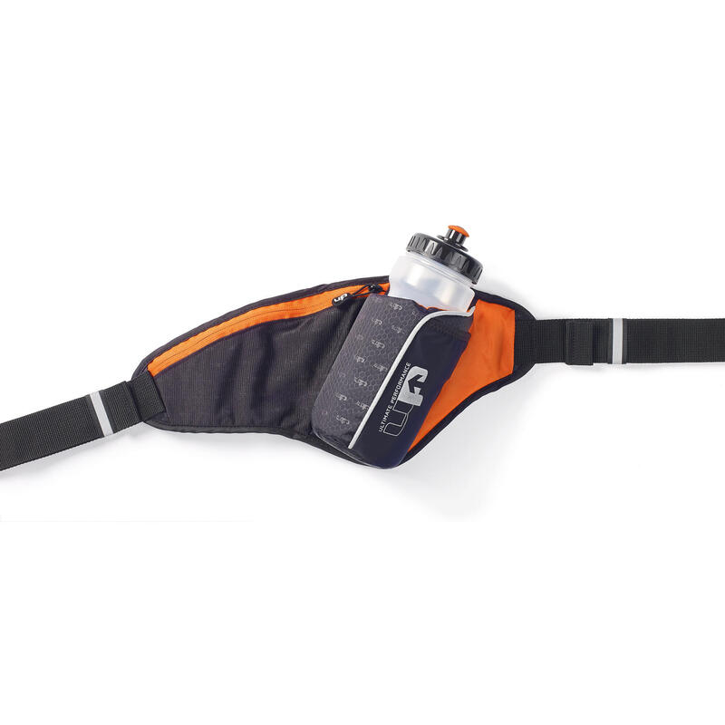 Ultimate Performance UP6351 Ribble II Hydration Belt + 650ml Bottle