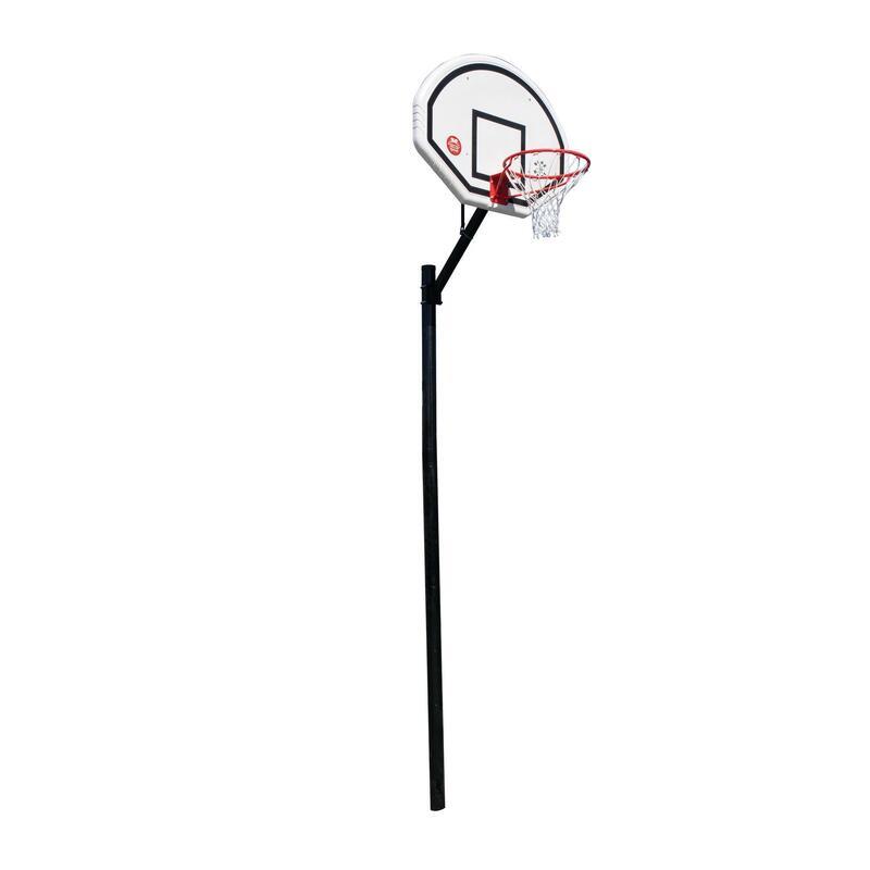 Sure Shot Deluxe All-in-One In-ground Hoop