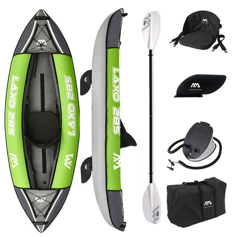 Aqua Marina Laxo 285 9.4ft / 285cm Inflatable Kayak