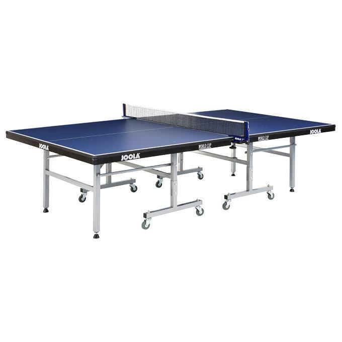 TABLE TENNIS CLUB WORLD CUP 22 INDOOR FOLDING FRAME Blu