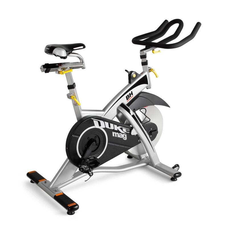 Indoor bike DUKE MAG H923 Magnetica Volano d'inerzia da 20 Kg. Uso professionale