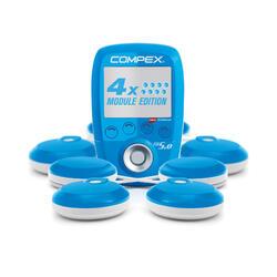 Elettrostimolatore COMPEX® Fit 5.0 - versione a 4 moduli