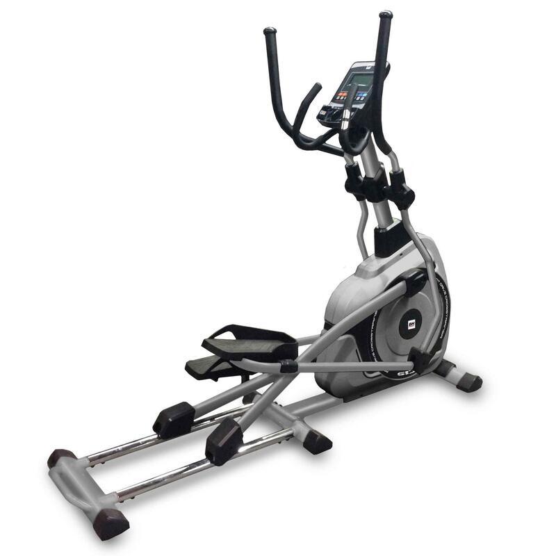 Bicicletta ellittica NC19 G858 Magnetica 22 Kg 48cm Uso intensivo Watt constanti