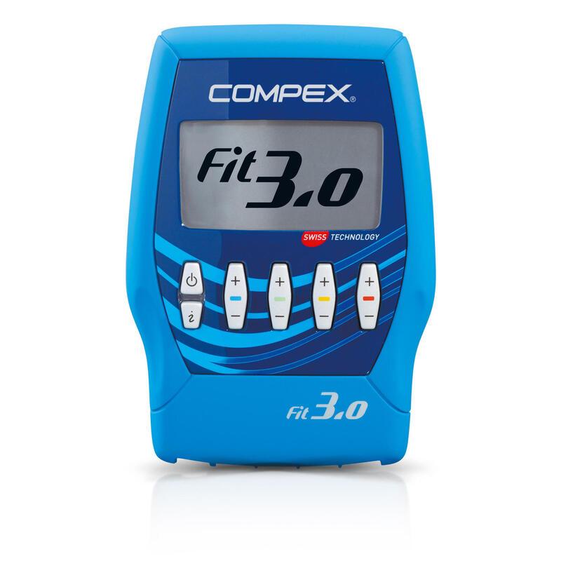 Electroestimulador COMPEX® Fit 3.0