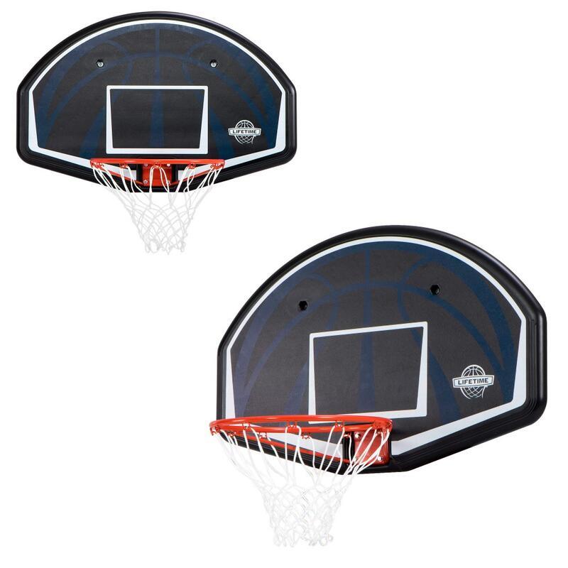 Tablero baloncesto ultrarresistente LIFETIME 112x72 cm UV100
