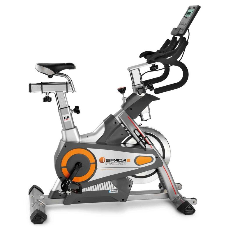 Indoor Bike i.SPADA 2 RACING H9356I Magnetica Bluetooth e apps. BH by Kinomap