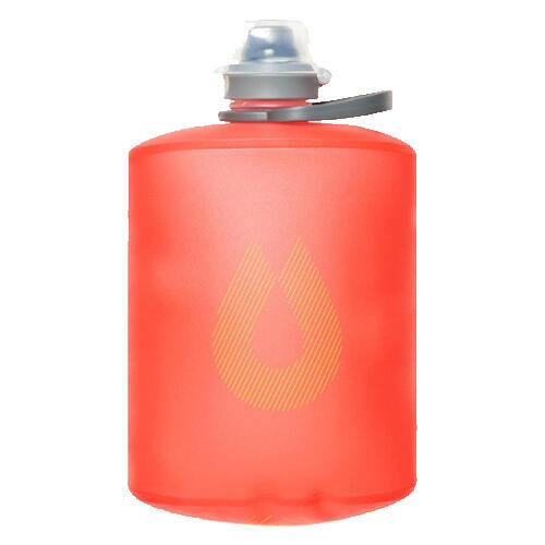 Stow Flip Cap Bottle 水樽 500ml-Redwood Red-GS335