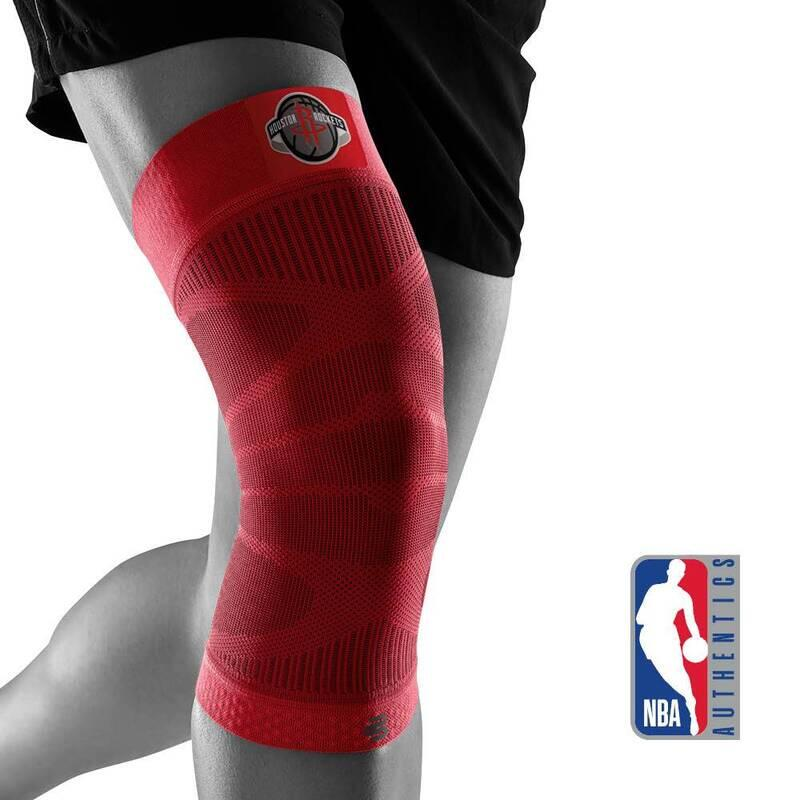 Sports Compression Knee Support NBA - RED