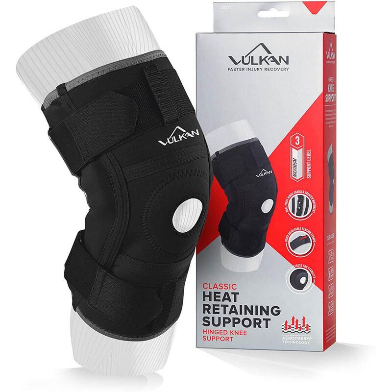 Vulkan Classic Hinged Knee Support