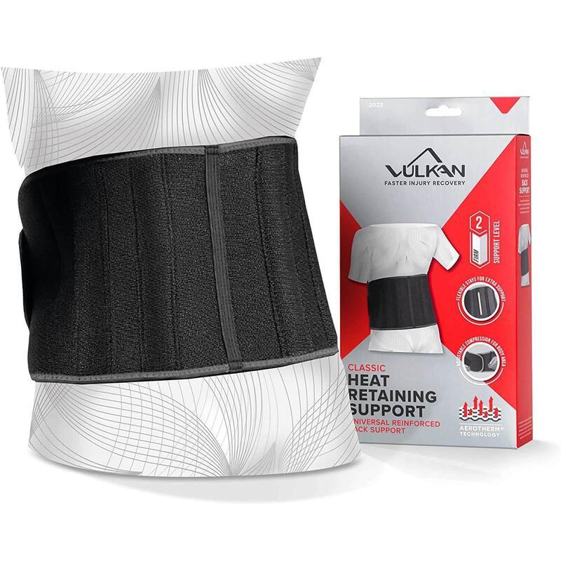 Vulkan Classic Reinforced Back Support