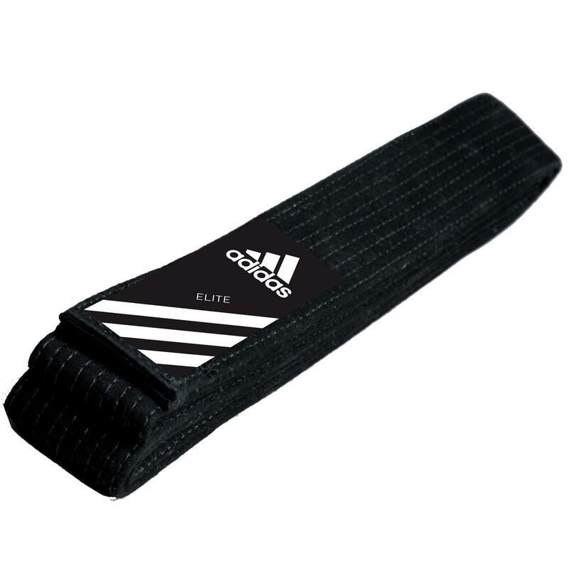 adidas Judoband Elite 45 mm Zwart 280cm