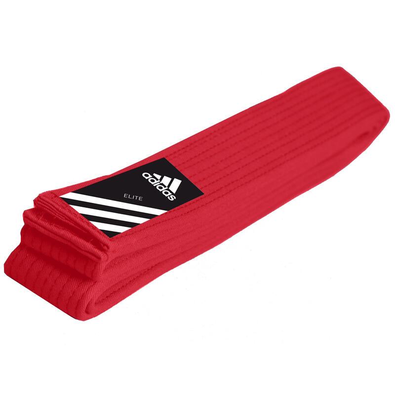 adidas Judoband Elite 45 mm Rood 280cm