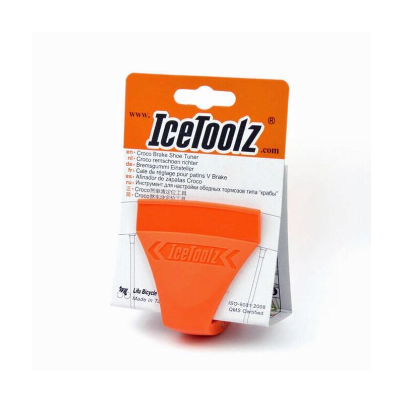IceToolz  Brake Shoe Alignment Tool
