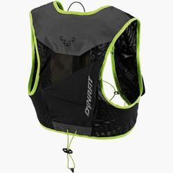 Running vest Vert 6 Asphalt/ Fluo Yellow M/L