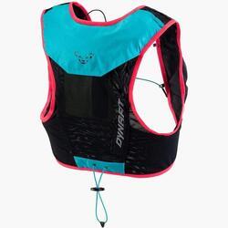 Running vest Vert 3 Silvretta/Fluo Pink S