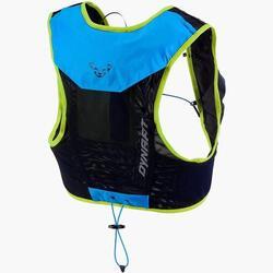 Running vest Vert 3 Mykonos Blue/Fluo Yellow M/L