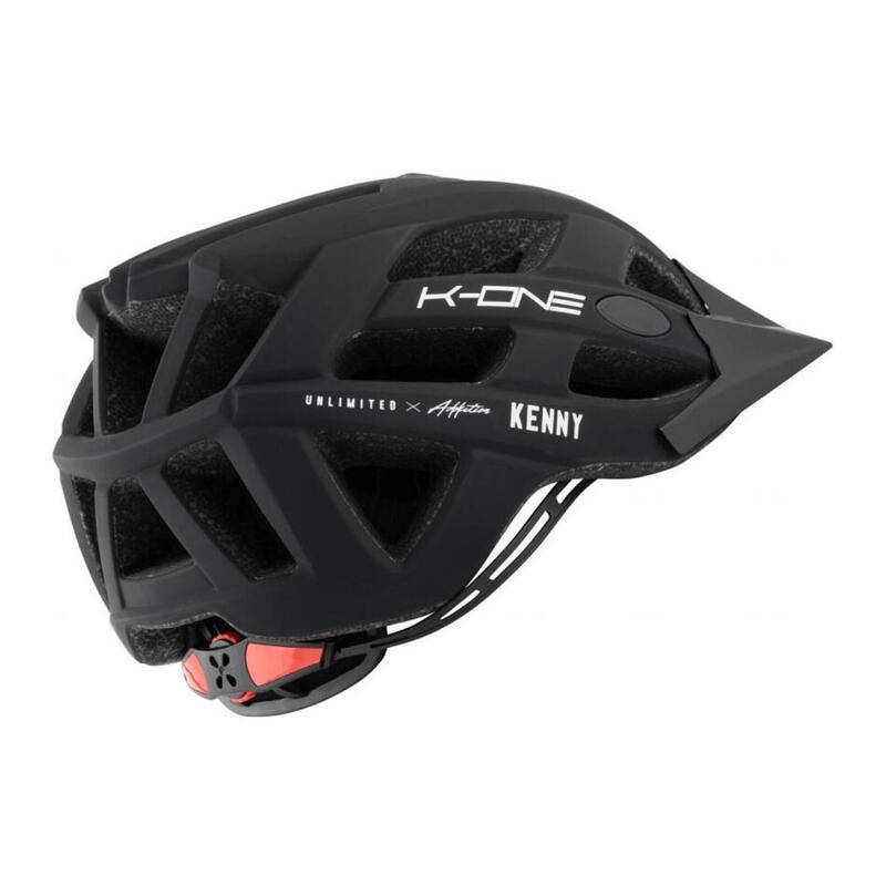 Casco da mountain bike Kenny Enduro K-one
