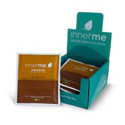 Mélange protéiné 'Cacao' (8 x 35 g) - Bio & Vegan