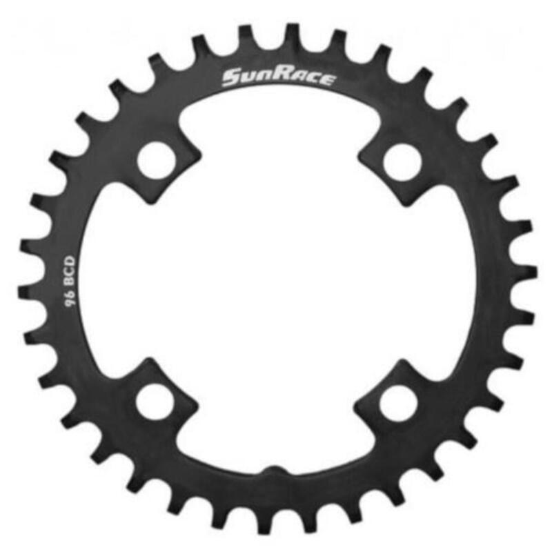SunRace Narrow Wide Chain ring Steel