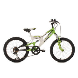 VTT enfant tout suspendu 20'' Zodiac TC 31 cm KS Cycling