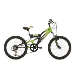 Fully Kinder-Mountainbike 20'' Zodiac FH 38 cm KS Cycling
