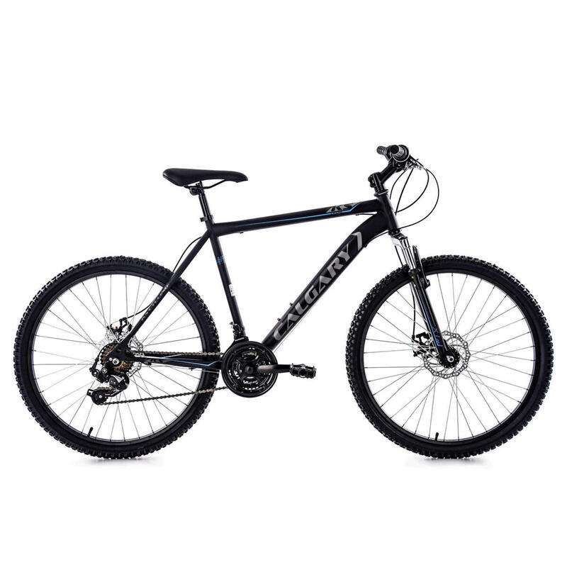 Hardtail Mountainbike 26'' Calgary zwart KSCycling