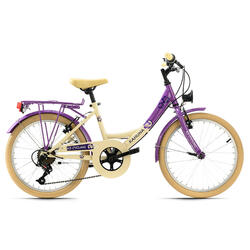 Kinderfiets 20'' Kahuna beige FH 34 cm KS Cycling