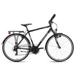 VTC homme 28'' aluminium Canterburry noir KS Cycling