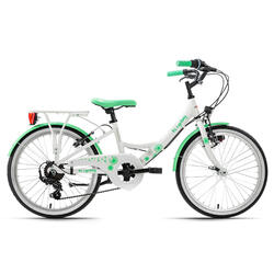 Vélo enfant 20'' Dandelion 7 vitesses cadre alu TC 29 cm KS Cycling