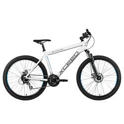 VTT semi-rigide 27,5'' aluminium Xceed blanc TC53cm KSCycling