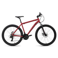Hardtail Mountainbike 26'' CCL303 rood KS Cycling