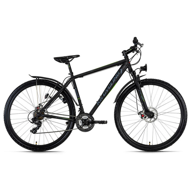 Hardtail Mountainbike ATB 29'' Heist zwart KS Cycling