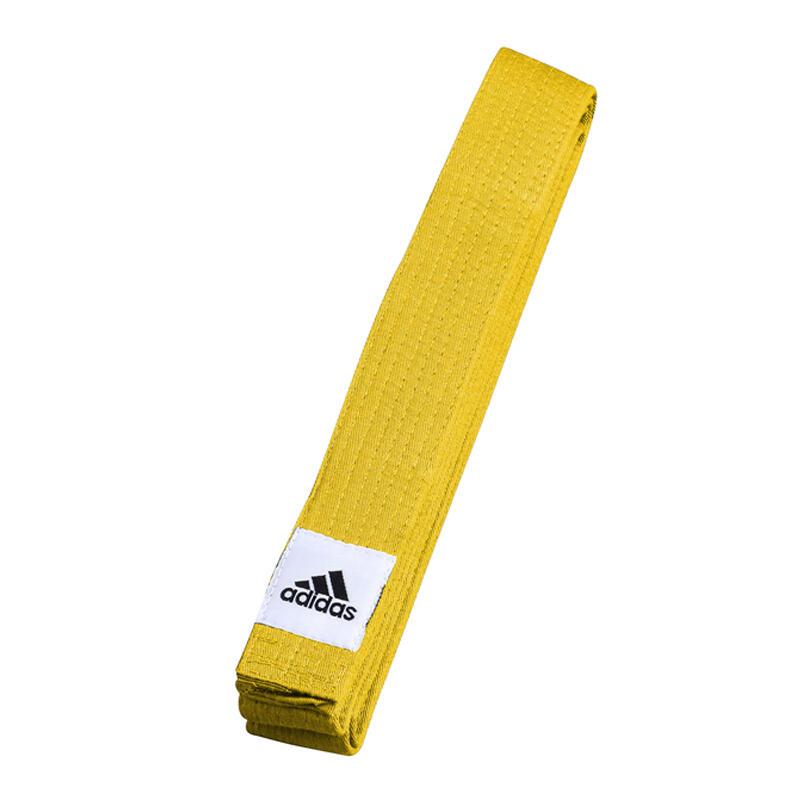 adidas BudoBand Club Geel 240cm