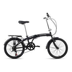 Vouwfiets 20'' Quickfold zwart KS Cycling