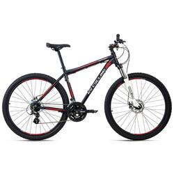 VTT semi rigide 29'' Sharp noir-rouge TC 43 cm KS Cycling