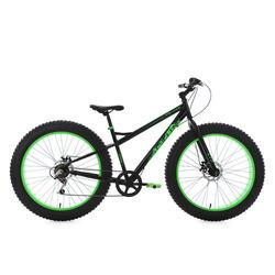 Fatbike 26'' SNW2458 zwart KSCycling