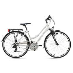 Trekking fiets dames 28'' Canterburry zwart KS Cycling